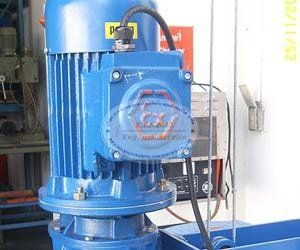 EXPLOSION PROOF MIXER